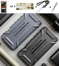 Anti Skid anti vurmak Darbeye Dayanıklı Zırh Tam Koruyucu deli kılıf kapak Için Sony Walkman NW ZX300 ZX300A NW ZX300
