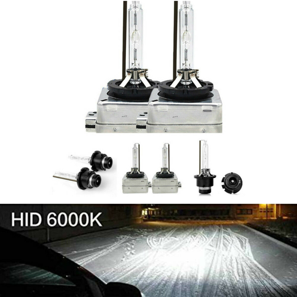 2x D1S D1R D2S D2R <font><b>D3S</b></font> D3R D4S D4R HID Xenon Bulbs Car Head Light Bulb White Yellow Blue Auto XENON HID Lamp 4300/<font><b>6000</b></font>/8000K image