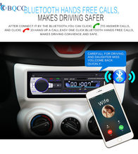 SD Car Radio 12 V s Autoradio 1 Din JSD520 Bluetooth 2.5'' Screen Stereo Automotive Mp3 FM USB Auto In Dash(China)