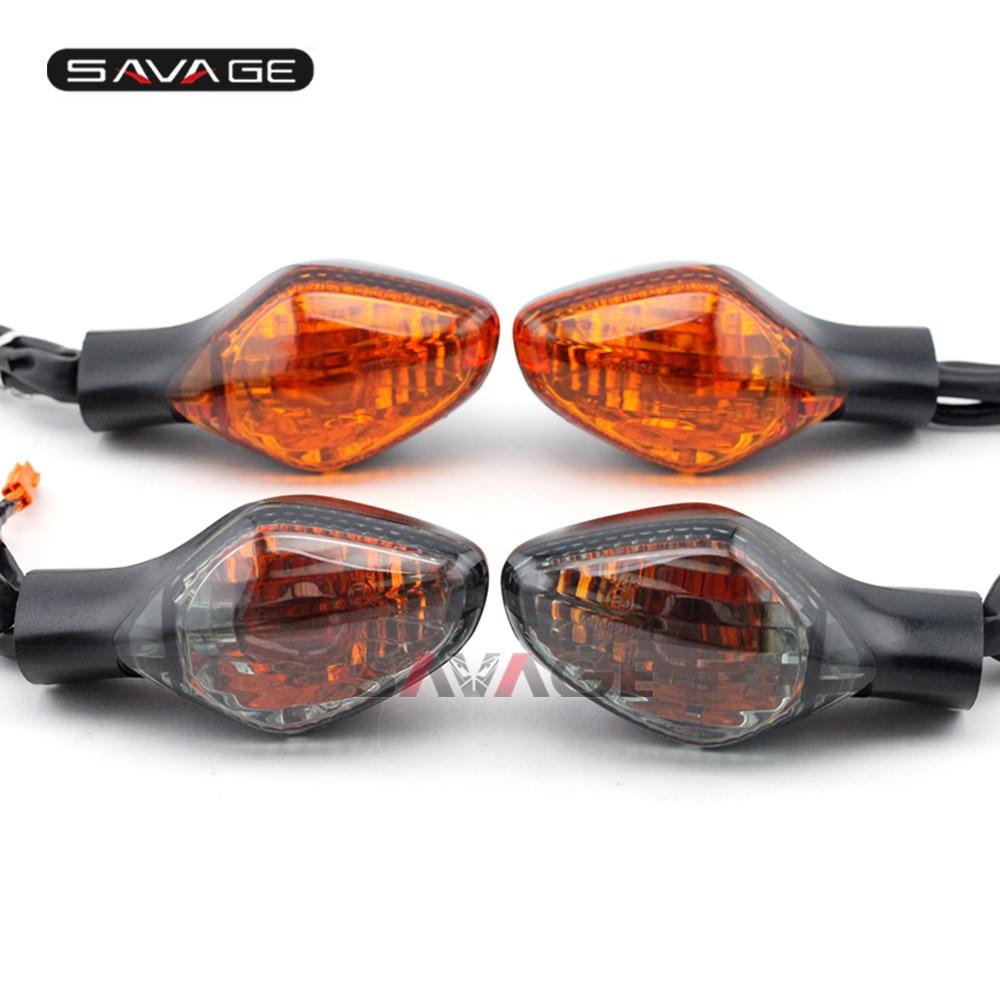 Turn Signal Indicator Light For HONDA CBR650F CB650F CBR500R CB500F CB500X CBR400R CB400F CB400X Motorcycle Front Rear Lamp