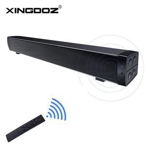 Bluetooth SoundBars,Portable Wired and Wireless Mini Soundbar Speakers for Home Theater Surround Sound(China)