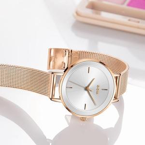Image 3 - DOM New Women Luxury Brand Watch Simple Quartz Lady Waterproof Wristwatch Female Fashion Casual Watches Clock reloj mujer G 1307