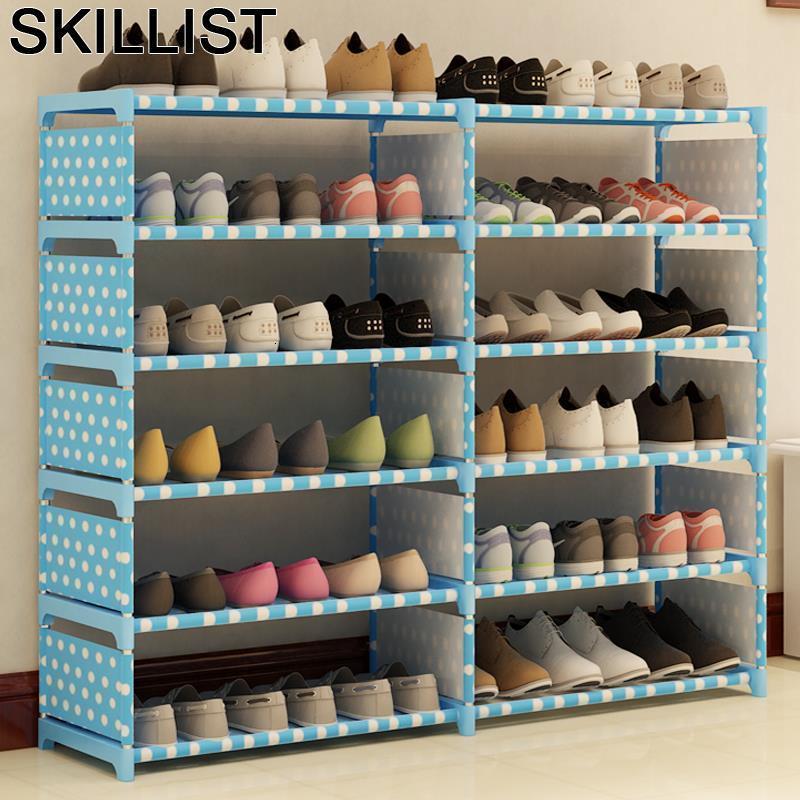 Para El Hogar Zapatera Zapatero Organizador De Zapato Mueble Sapateira Rack Cabinet Meuble Chaussure Furniture Shoes Storage