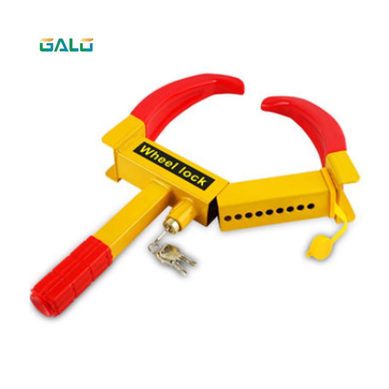Heavy Duty Car Wheel Lock Clamp Boot Tire Claw Trailer Car Truck ATV RV Golf Carts Automotive Boat Trailers Anti Theft Lock