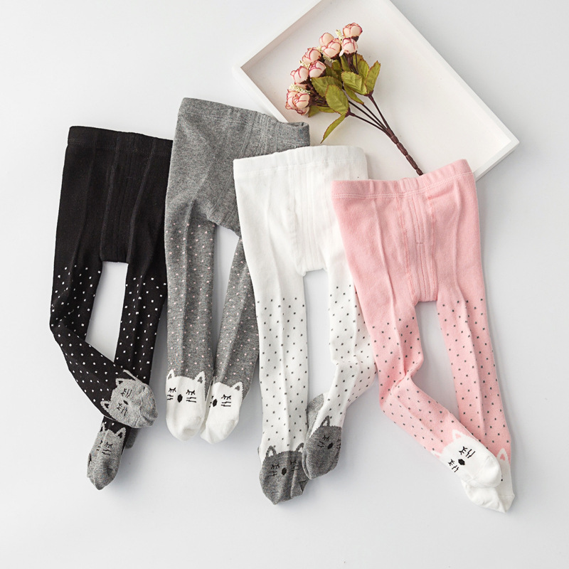 Autumn Baby Pantyhose Newborn Baby Girls Tights  Infant Tights