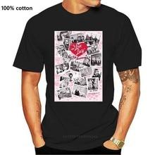 Camiseta eu amo lucy-65th aniversário adulto regular ajuste camiseta unisex
