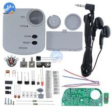 HX3208 FM Micro SMD Radio FM Frequency Modulation Radio Electronic Prod