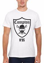 Eazy E Compton Raiders Rap Music Men man Vest  Unisex T Shirt 1818 Fashion Style Men Tee,T shirt printing худи eazy way eazy way mp002xw0zx31