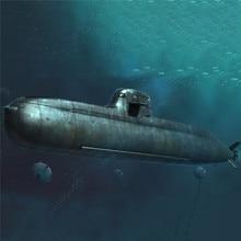 1/350 スケールドイツタイプ 212 攻撃潜水艦プラモデルキット DIY 軍事船モデルギフト用