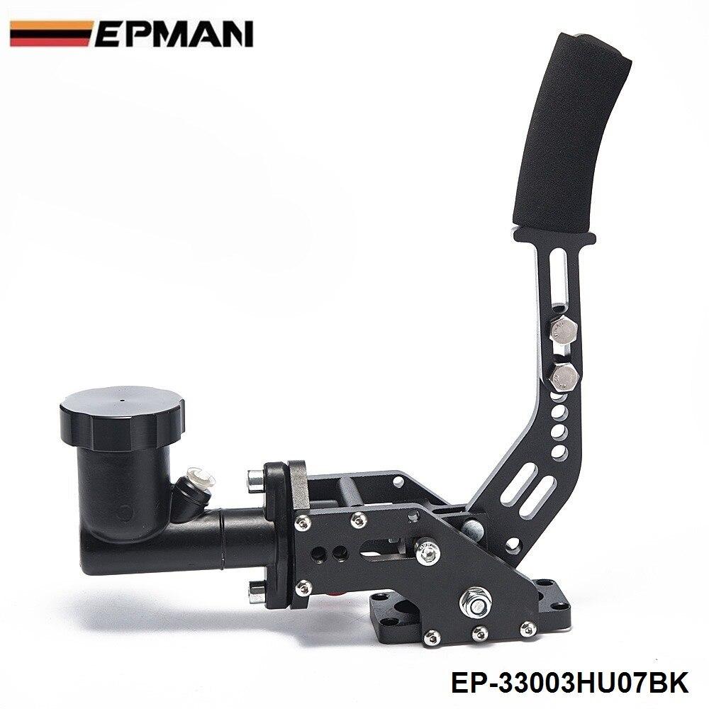 EPMAN General Racing Car Hydraulic E BRAKE Drift Rally Lever Handbrake Gear With Oil Tank EP 33003HU07BK hydraulic drift handbrake handbrake lever hydraulic handbrake car - title=