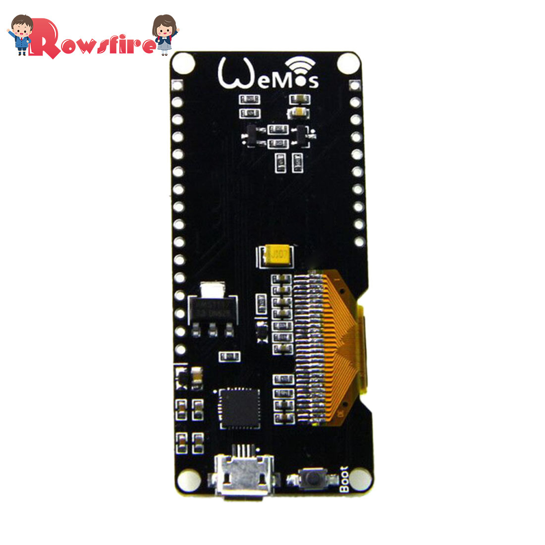 ESP32 0.96-Inch OLED Display Screen Wifi Bluetooth Module For Arduino