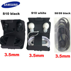 Image 5 - SAMSUNG Earphones EO IG955 3.5mm In ear with Mic Wired AKG Headset for Samsung Galaxy s10 S9 S8 S7 S6 huawei xiaomi smartphone