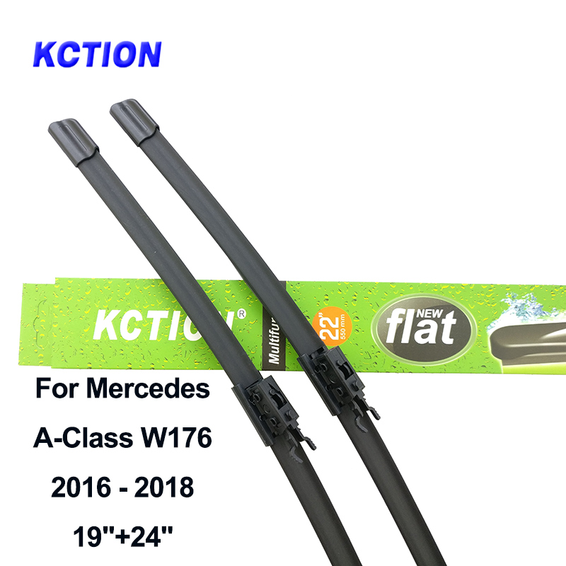 Windshield wiper blade windscreen wiper car accessories for <font><b>Mercedes</b></font> Benz A Class W168 W169 W176 <font><b>A140</b></font> A150 A160 A170 A180 A190 image