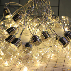 Copper Wire String Lights AC &