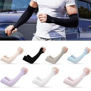 Новинка 2020, велосипедные рукава для мужчин и женщин из вискозы, солнцезащитные рукава, анти фиолетовый солнцезащитный нескользящий баскетбольный нарукавник, рукава с татуировкой|Грелки для рук|   | АлиЭкспресс