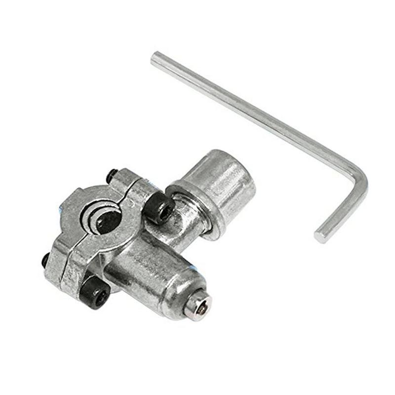 Bvp-31 Copper Tube Check-in Needle Valve Refrigeration Valve Rehydration Valve Refrigeration Tool Accessories