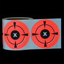 Target Stickers Self Adhesive Targets (Qty 10pcs 3)for Shooting Firearms Highest Quality