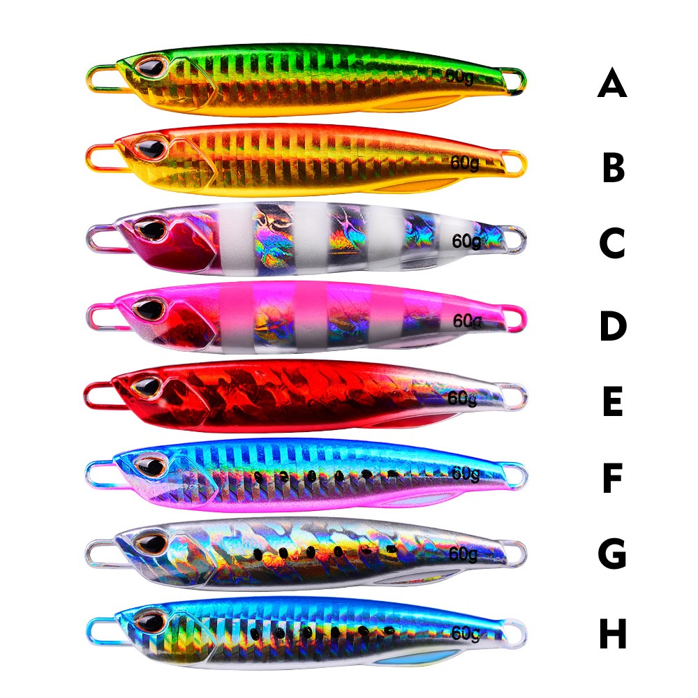 2021 Metal Jig Fishing Lure  6