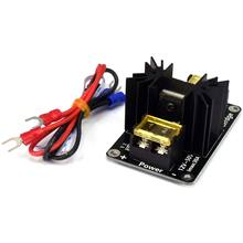 3D Printer Parts General Add-on Heated Bed Power Expansion Module High Power Module Expansion Board with Cable цена