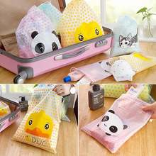 Fashion waterproof travel cosmetic bag makeup pouch toiletry