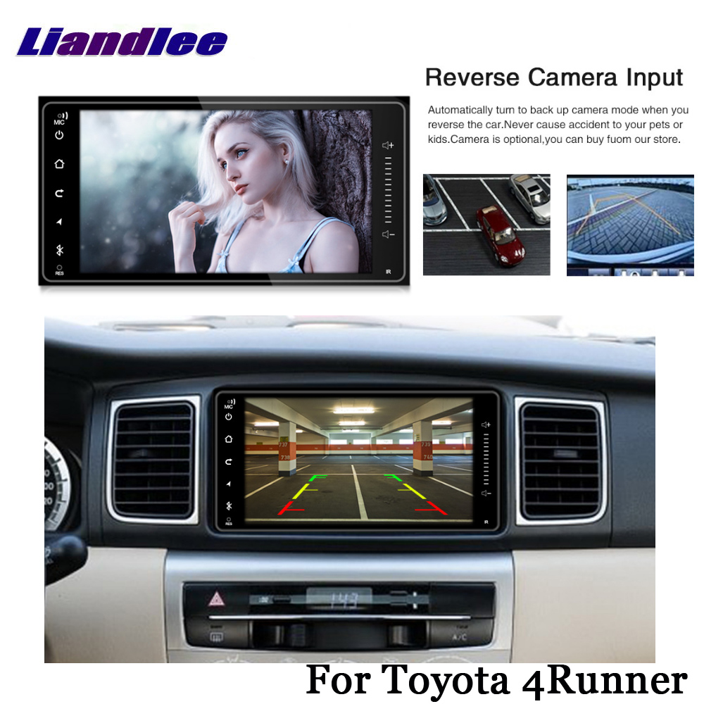 Für Toyota 4Runner 2002-2003 2007 2008 2009 Stereo Auto Radio Android Multimedia HD Touch Screen Displayer GPS navigation System