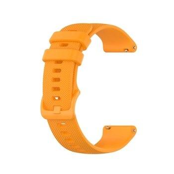 18 20 22mm Sport Silicone Wrist Strap For Garmin Vivoactive 4S 4 3 Smart Watch Band For Vivoactive 3 4 4S Wristband Accessories 9