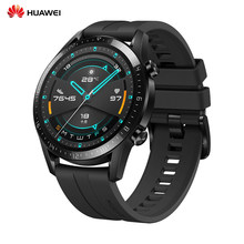 Huawei Watch GT 2 Smart Watch BT5.1 5ATM Tahan Air Sport Smartwatch 14 Hari Siaga Kebugaran Aktivitas Tracker untuk Android IOS(China)