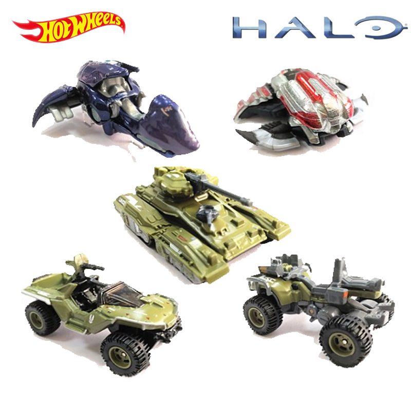 Model-Collection-Toys Game Halo Birthday-Gift UNSC Hot-Wheels Classic Genuine War Boy