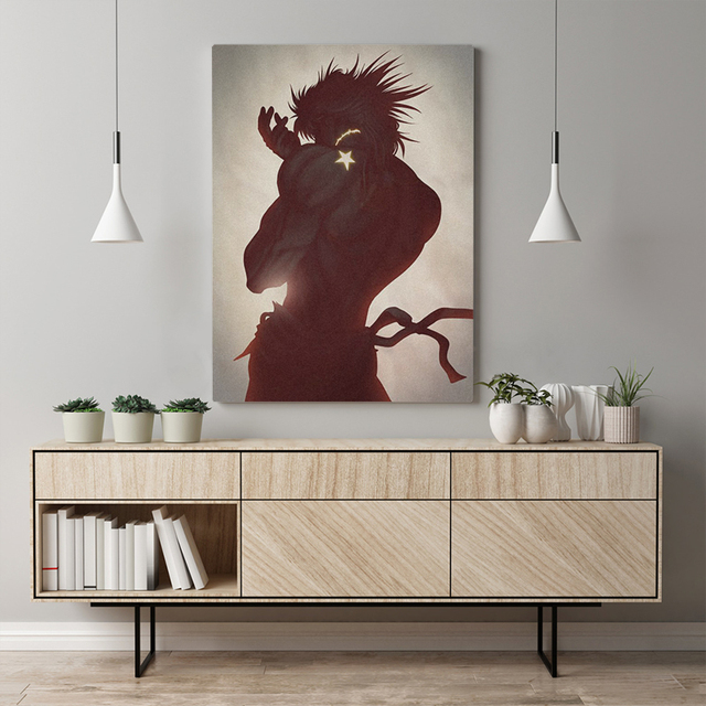 Dio Brando Wall Art