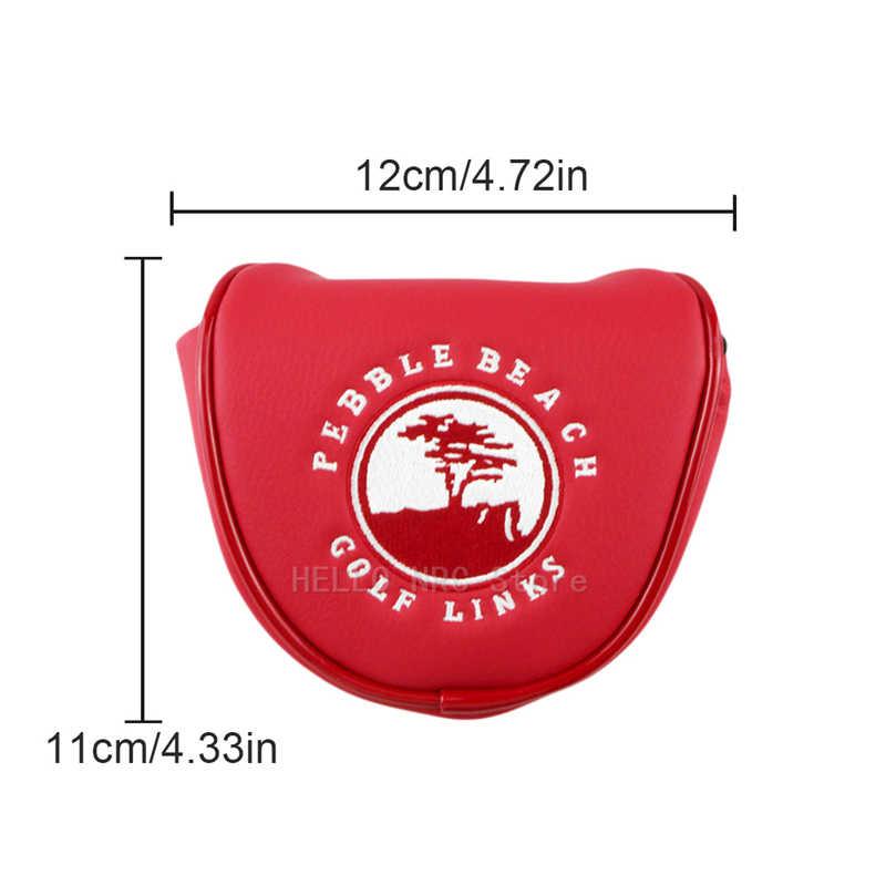 Колотушка Для Гольфа Клюшки Чехлы 1 шт. магнитным замком по индивидуальному заказу шлем простота прочный