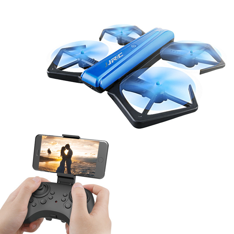 High-definition Aerial Photography Remote Control Electric Beautification Sufficient Airplane Drop-resistant Quadcopter Helicopt