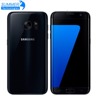 Unlocked Samsung Galaxy S7 Edge Android Mobile Phone 4G LTE 5.5 12MP 4GB RAM 32GB/64GB ROM NFC GPS Smartphone