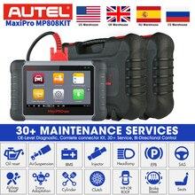 Autel MaxiPRO MP808K OBD2 Máy Quét Chẩn Đoán ECU Lập Trình Chìa Khóa Mã Hóa TPMS MP808 DS808
