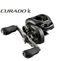 Shimano CURADO K Profile Reel 200 201 200HG 201HG 200XG 201XG  6.2 7.4 8.5 Gear Ratio Left/right Hand Saltwater Baitcasting Reel