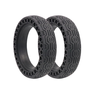 Rubber Tyre Front Rear Tire Durable Tyre For Xiaomi Mijia M365 Electric Scooter Skateboard Anti-Explosion Tire Tubeless Solid(China)