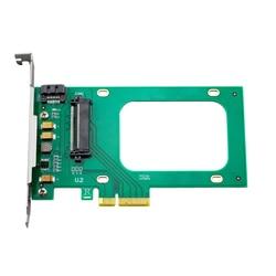 Standardowy kontroler NVMe ANU2PE04 SFF8639 U.2 dysk SSD PCIe X4