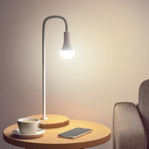 Image 2 - BlitzWolf Lámparas LED inteligentes, BW LT21, 3000K + RGB, Wifi, con Control por aplicación remota, compatible con Amazon para Echo, Google Home