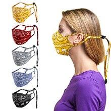 Mask Mascarillas Washable -1 Headband Masque Multi-Purpose Print Fast-Delivery Fast-Delivery