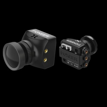 Foxeer Razer Mini Cam CMOS 1/3 HD 5MP 2.1mm M12 Lens 1200TVL PAL NTSC FPV Camera OSD 4.5-25V Natural Image RC FPV Racing Drone