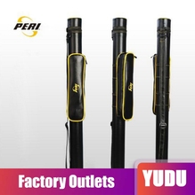 PERI New Smart Hard 1/2 Pool Cue Billiard Stick Carrying Case Supreme Cue Case Hand-woven Excellent Pool Cue Case Convenience все цены