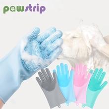 Hair Comb Grooming-Brush Pets-Accessories Shower Glove Cat-Massage-Glove Puppy Pet-Dog