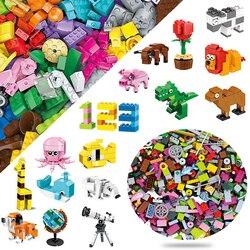 Compatibel Classic Creatieve Set Diy Designer Moc Stad Vrienden 1000 Pcs Educatief Model Bouwstenen Bricks Kinderen Speelgoed