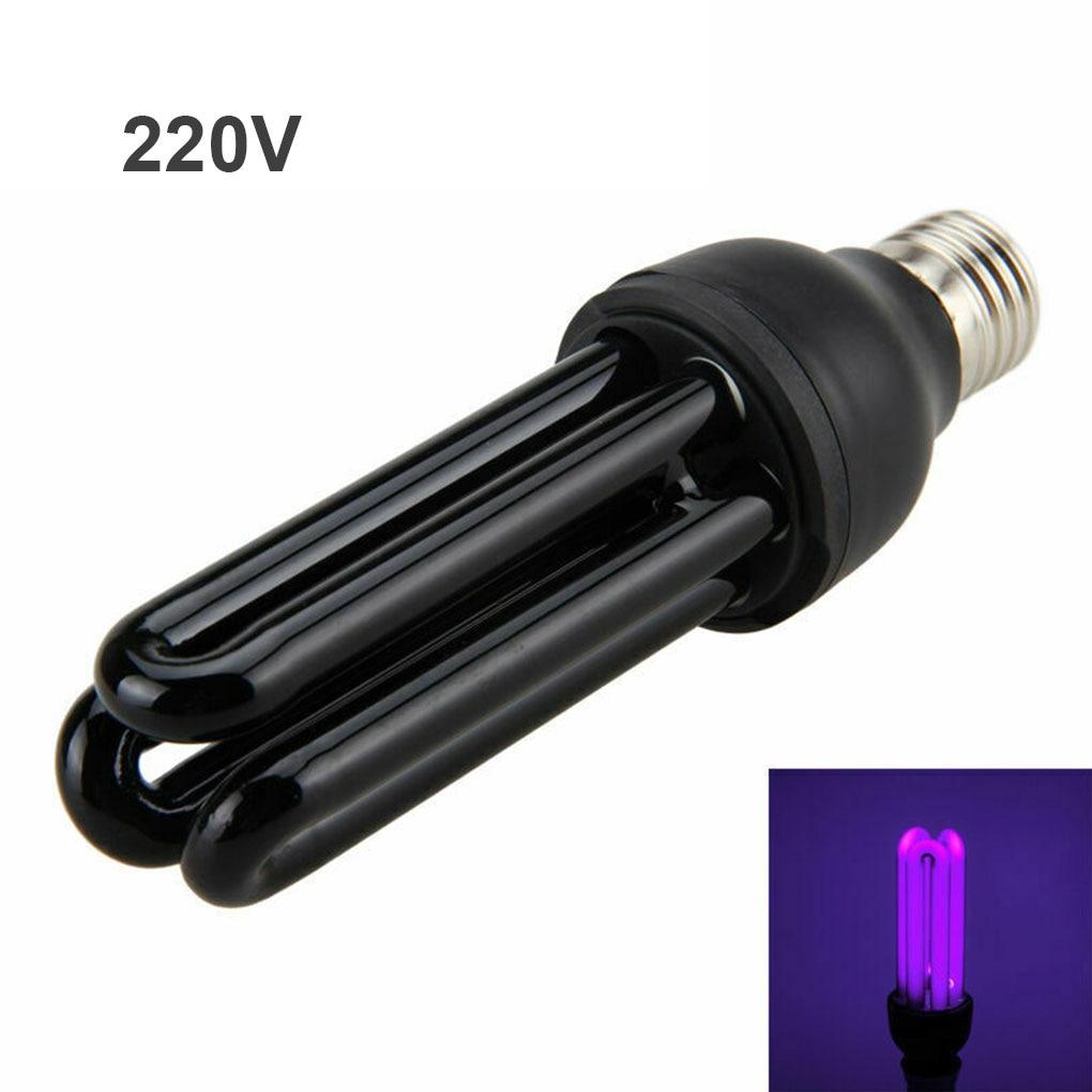 40W UV Light Background Light Bulb Club Atmosphere Insect Luring Lightbulb E27 Interface AC 220V