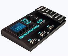JOYO GEM BOX III Multi Effects procesor z efektami 157 i 61 modulacjami przedwzmacniacza, instrument muzyczny do basu akustycznego elektrycznego