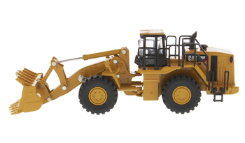 2019 NEW Diecast Masters 1/64 Scale Cat 988H Wheel Loader 85617 caterpillar cat m316d wheel excavator 1 50 model by diecast masters 85171