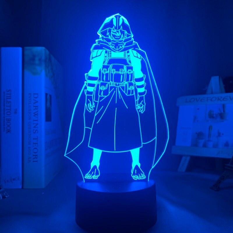 He4d8b8e17a74493ebba72d233bc9cf8ds Luminária My Hero Academia Boku no Hero Academy Anime meu herói academia amajiki tamaki conduziu a lâmpada luz da noite para o quarto deco presente de aniversário amajiki tamaki 3d lâmpada meu herói academia