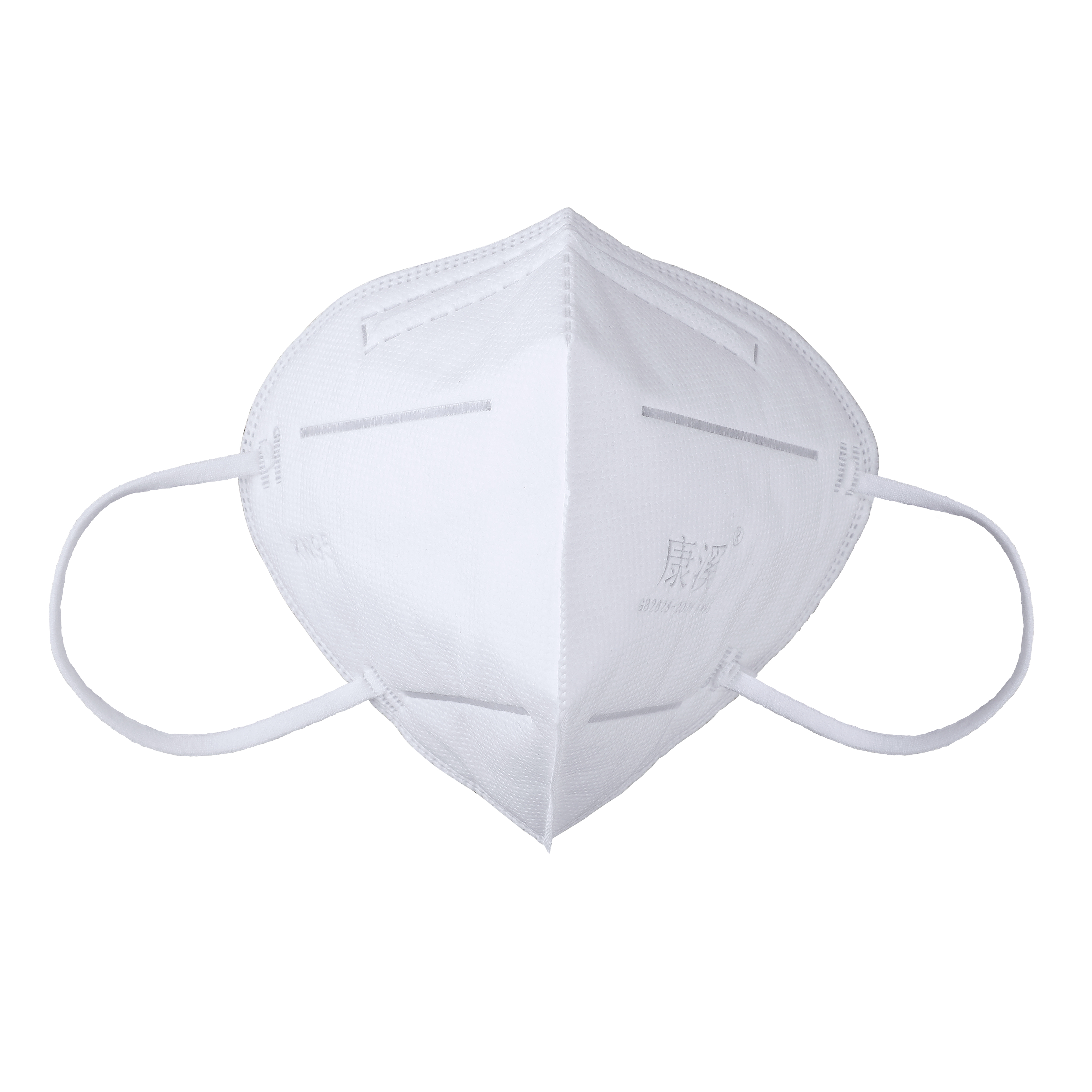 1pc KN95 PM 2.5 Respirator Nonwoven Anti Dust Musk KN95 Mouth Face Mask Anti Virus KN95 Respirator Safety Protective Mask