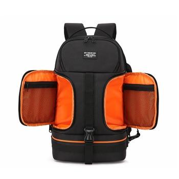 Camera Bag Outdoor Travel SLR Photo Backpack Waterproof Oxford Cloth Cameras Shoulder Bag for Canon 5D 7D Nikon D3400 Sony A6000 1