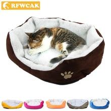 50*40 см удобная и мягкая кровать для кошек мини-домик для кошек, собак, диван-кровать, хорошие товары для щенков, кошек, домашних собак