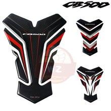 Для Honda CB500 CB 500 CB500X CB500F tank 3D защитная накладка на бак для мотоциклов